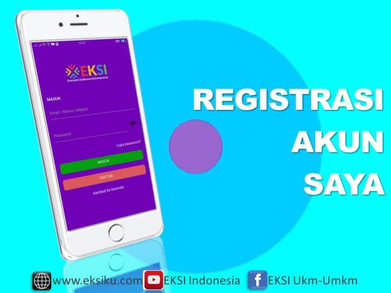Registrasi EKSI